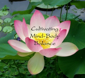 Cultivating Mind-Body Balance Logo